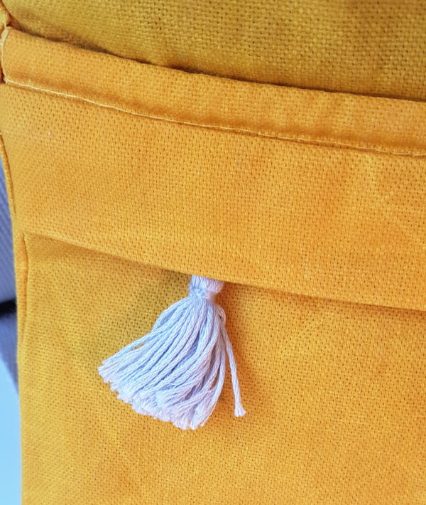 crossbodybag_gelb Außentasche