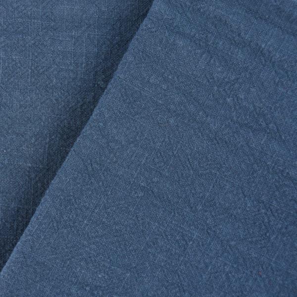 blaue Stoffservietten