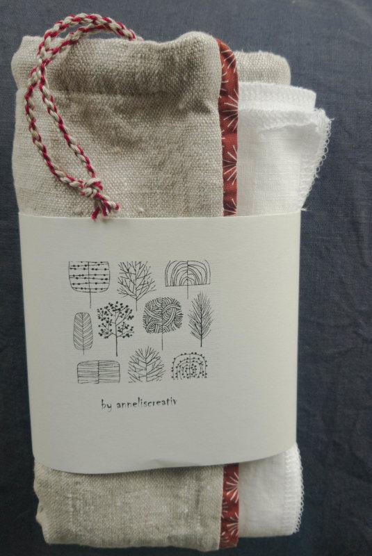 brotbeutel mit einschlagtuch verpackt